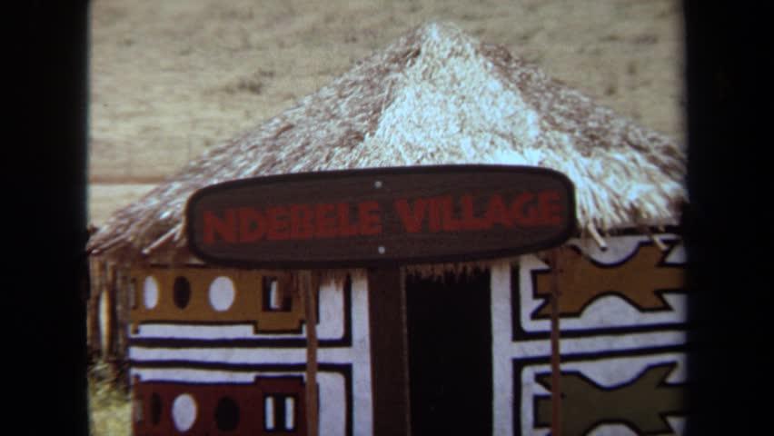 Header of Ndebele