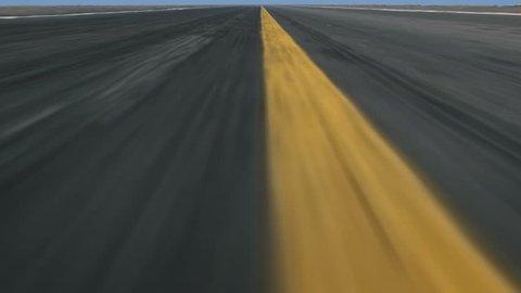 Speed road flight, seamlessly loop-able