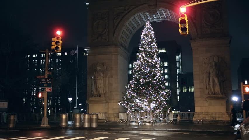 Christmas Tree Lighting 2017 New York