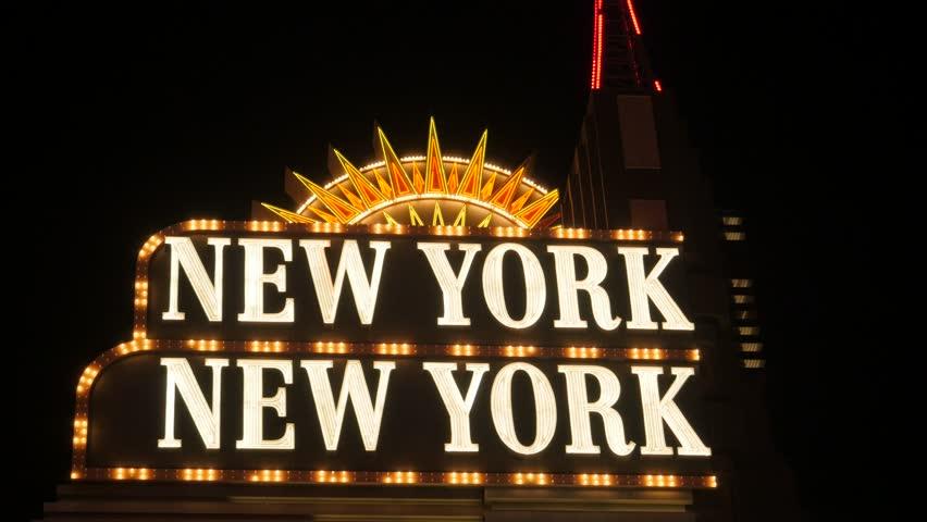 Las Vegas Nevada Usa Stock Footage Video 100 Royalty Free
