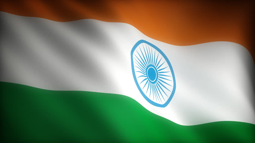 For Indian Flag Hd Animation: India Flag Stock Video Footage