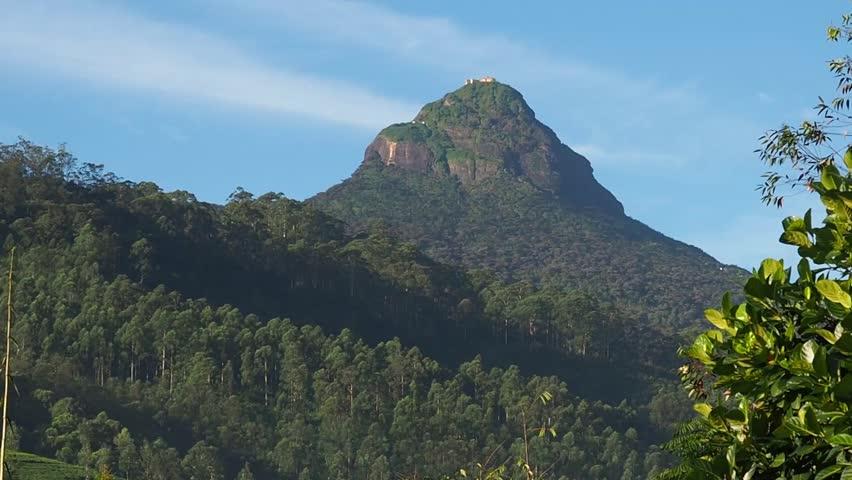 Header of Adam's Peak