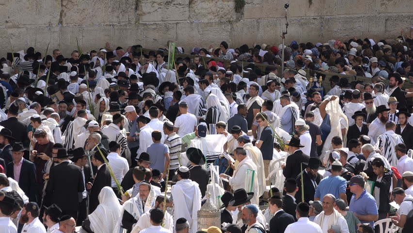 Jerusalem israel 19 october 2016 israel religion jewish jerusalem israel 19 october 2016 orthodox and otherwise religious jews gather at the sciox Image collections