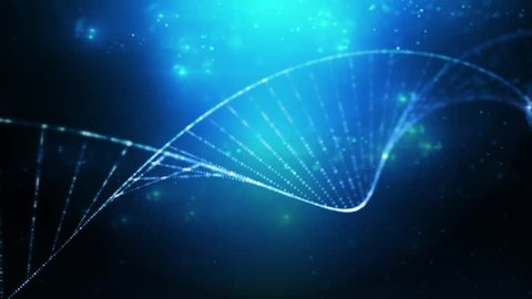 DNA double helix, medical background