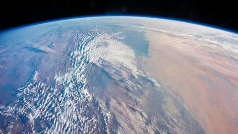 A Jump over the Terminator.  pass from western Iran, near the border of Iraq, to the Southern Ocean, just south of Western Australia. Visible Persian Gulf, Arabian Peninsula, Iran, City of Dubai.
