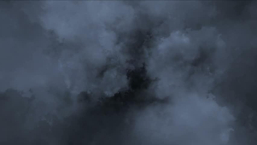 4k Storm clouds,flying mist gas smoke,pollution haze transpiration sky,romantic weather season atmosphere background. 4407_4k