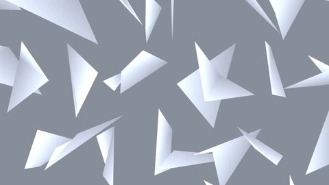 Sheets of papers background