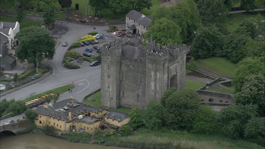 Bunratty Castle | Shutterstock HD Video #23669311