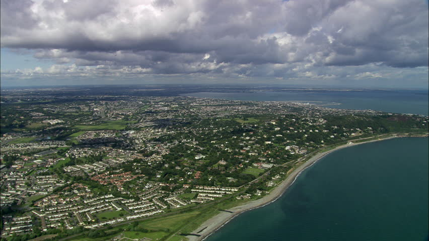 Approaching Dublin Harbour | Shutterstock HD Video #23701321