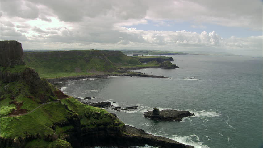 Giants Causeway | Shutterstock HD Video #23701501