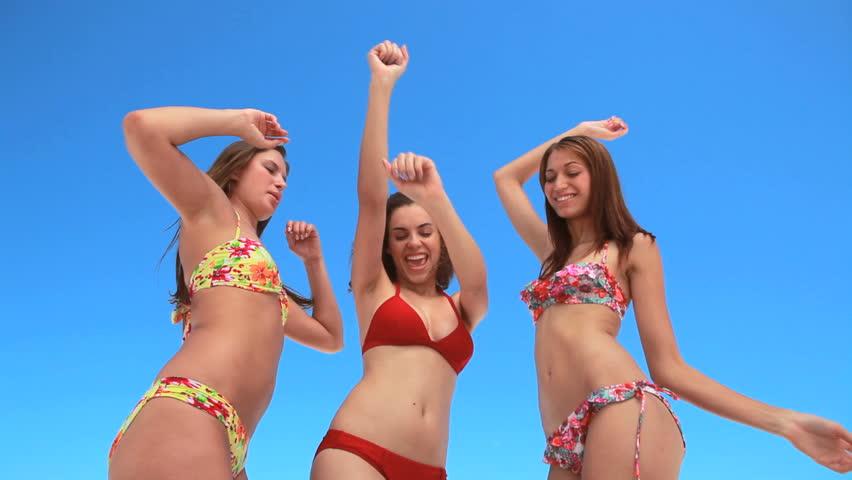 Bikini dancers videos