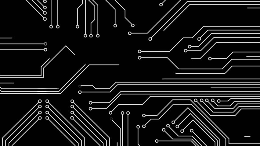 Circuit Board animations: Full HD After Effects...