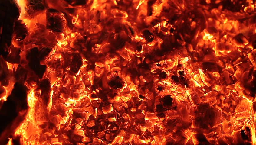 Flame Fire Movement On a Stock Footage Video (100% Royalty-free) 23895331 |  Shutterstock
