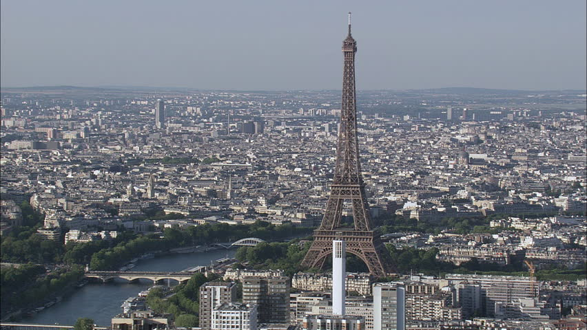 Eiffel Tower | Shutterstock HD Video #23998801