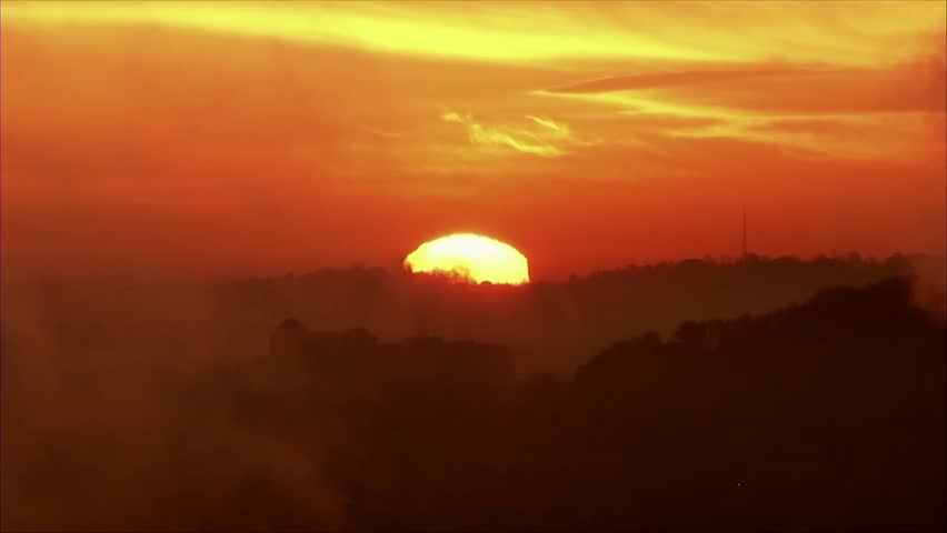 Sunrise Timelapse 4K