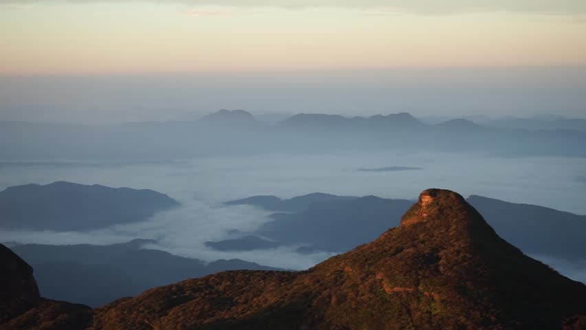 Header of Adam's Peak