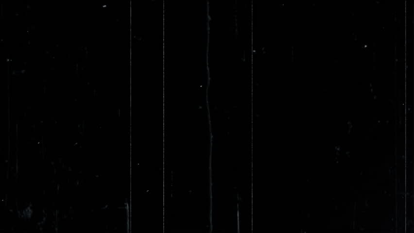 Film Grunge Grit Dust Scratches Stock Footage Video 100 Royalty