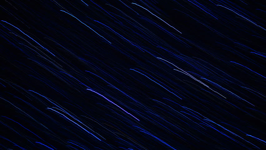 Beautiful star trails at national park | Shutterstock HD Video #25197611