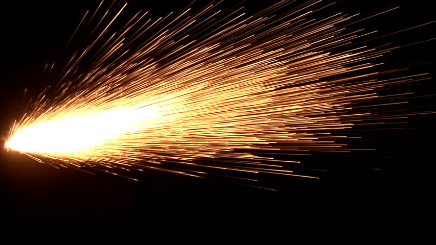 Sparks Stock Footage Video | Shutterstock