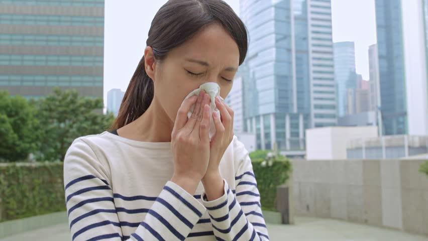 Header of allergy