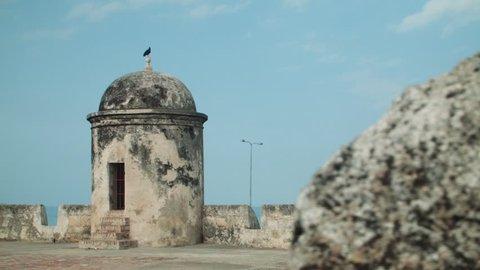 Cartagena Turret Wall