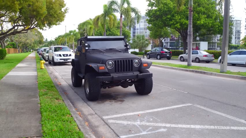 Lifted Jeep Wrangler >> Wrangler Footage #page 2 | Stock Clips