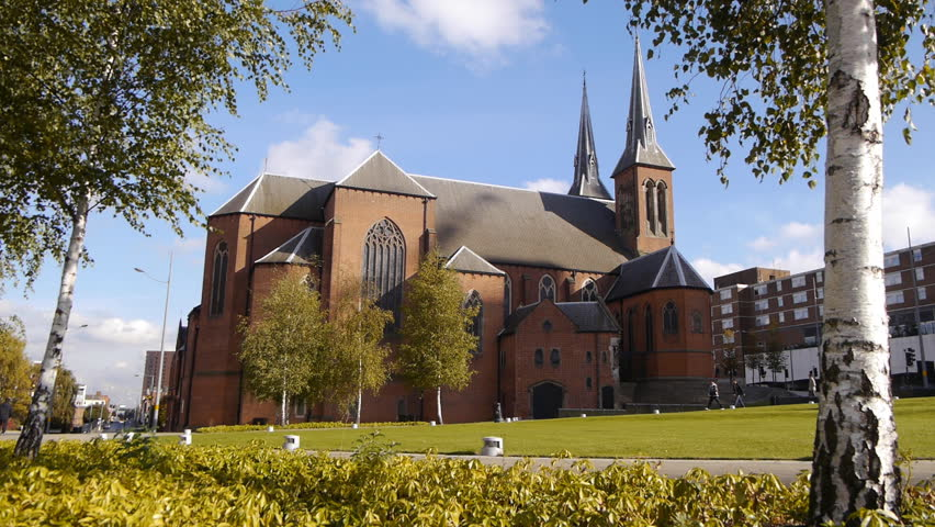 The Metropolitan Cathedral Church and Basilica of Saint Chad is the mother church of the Roman Catholic Archdiocese of Birmingham. The architect was Augustus Pugin.