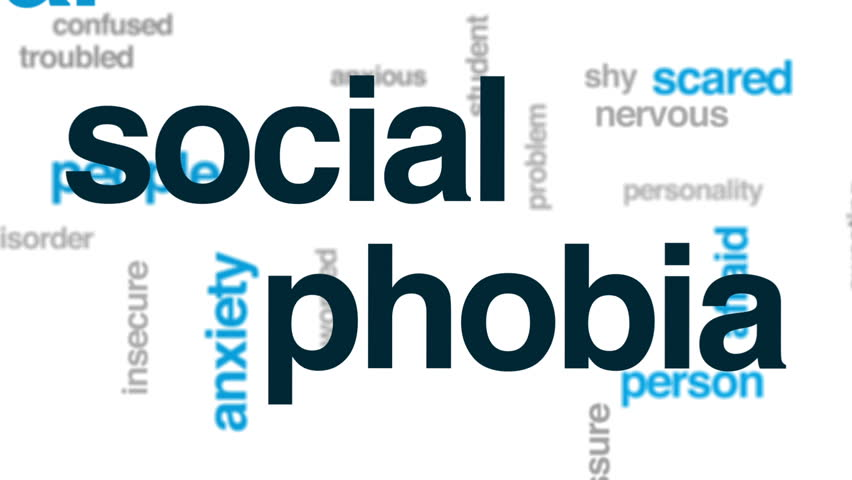 a research on social phobias Social anxiety disorder (social phobia) is the third largest mental health care problem in the world today the latest government epidemiological data show social anxiety affects about 7% of the population at any given time.