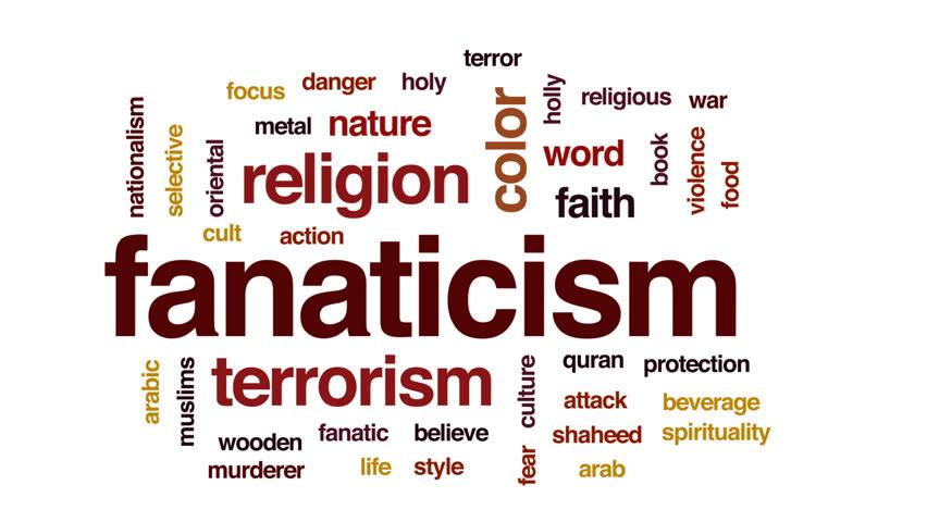 Header of fanaticism