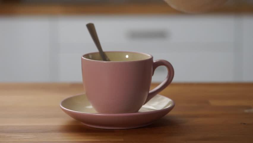 Hot coffee | Shutterstock HD Video #26450723