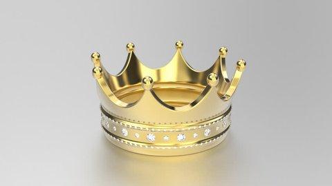 3d video of crown