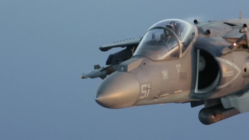 Header of harrier