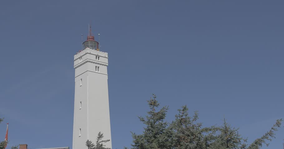 Raleigh nc 2016 rdu airport faa air traffic control tower into a lighthouse with a blue sky as background during the afternoon 4k stock video clip publicscrutiny Images