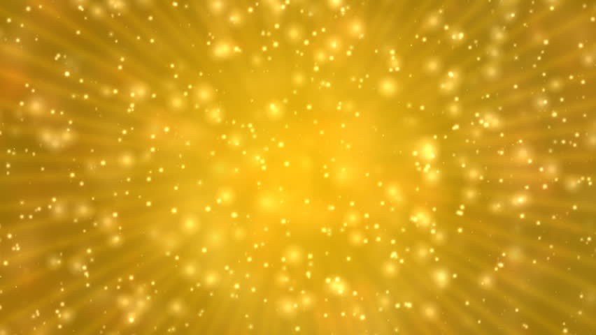 Gold and black glitter background