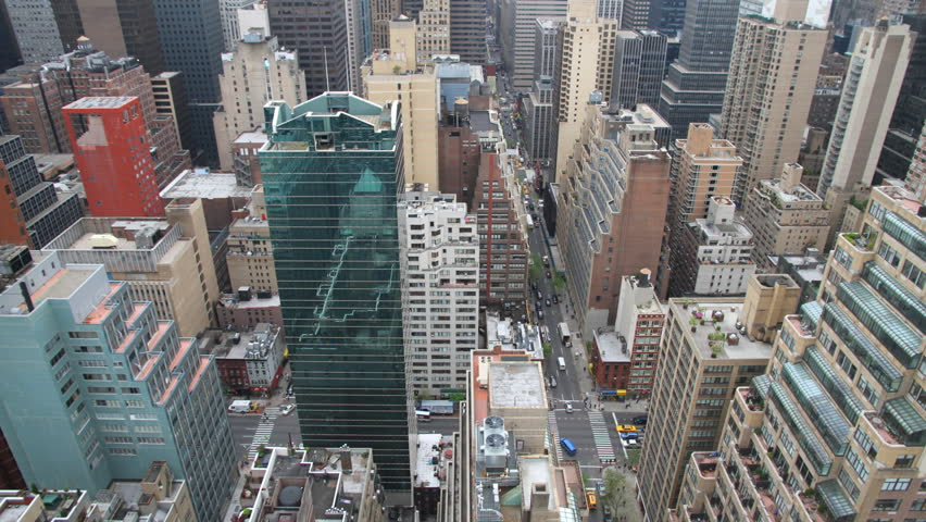 NYC timelapse video view | Shutterstock HD Video #2705591
