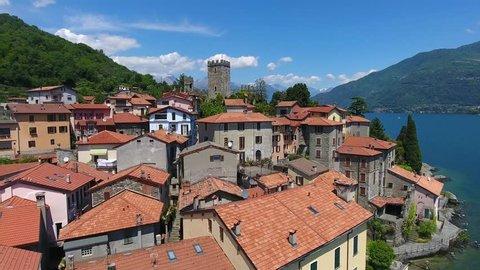 Village of Rezzonico - Como lake