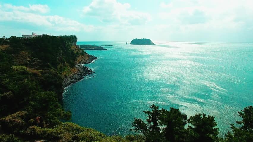 Jeju Island, Korea.(Oedolgae)
