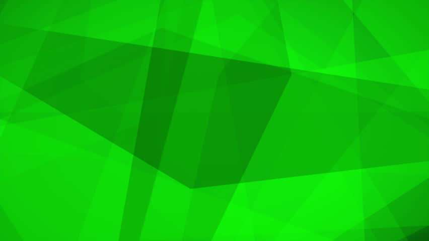 Beautiful abstract Triangles polygons Seamless looping Motion background 4K and Full HD Green   Shutterstock HD Video #27521791
