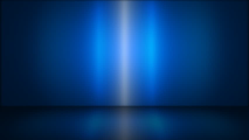 Loopable HD blue room abstract animated background