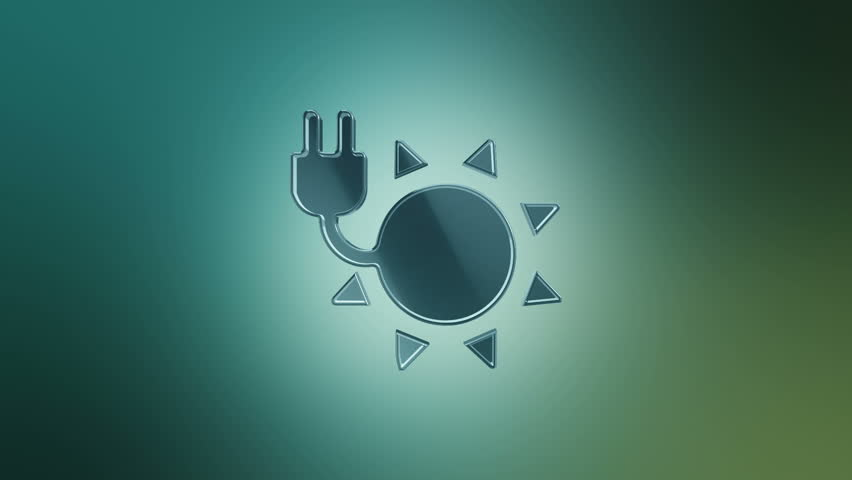 Animation rotation of symbol about ecology, health care and about care for the environment. Animation of seamless loop.   Shutterstock HD Video #27614521