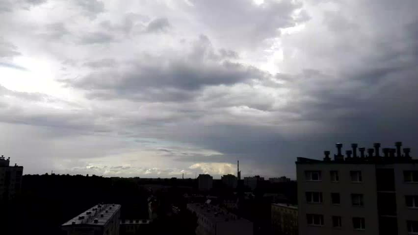 Strom clouds time lapse | Shutterstock HD Video #27863596