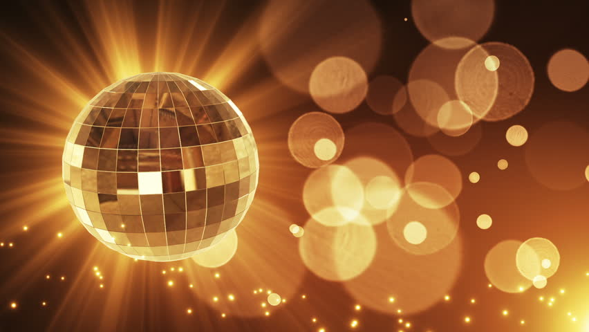disco ball vector art image - free stock photo