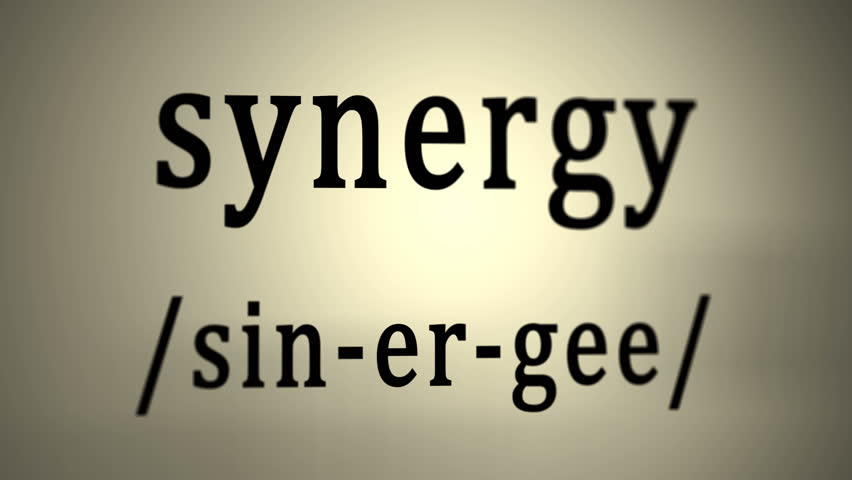 Header of synergy