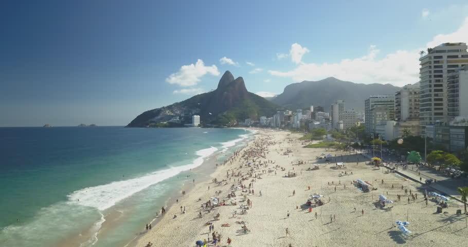 Ipanema and Leblon Beach - Rio de Janeiro