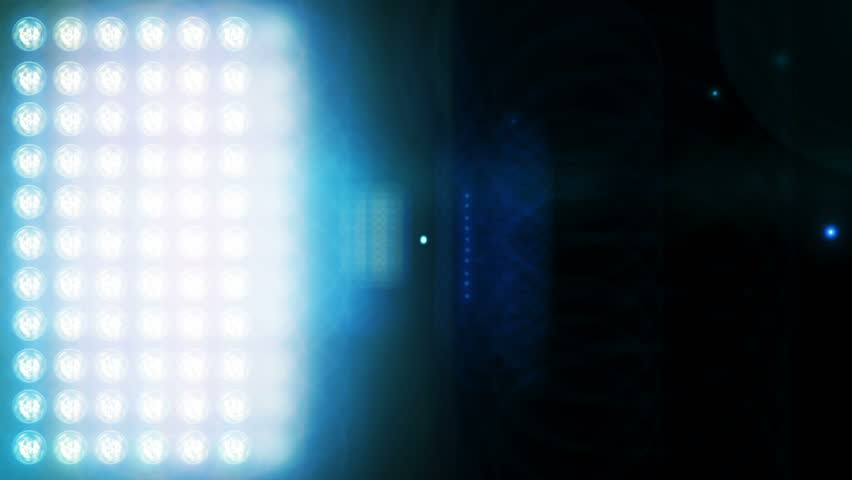 Flashing lights on a background | Shutterstock HD Video #2836759