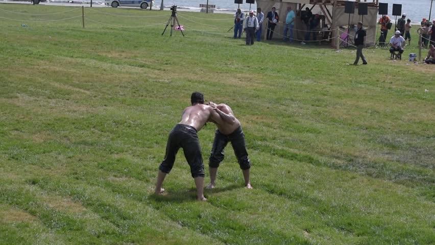 oil wrestling videos 1