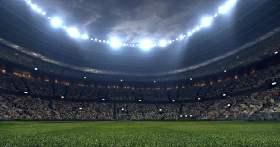 Footage of a dramatic soccer stock footage video 100 royalty free 28910791 shutterstock - Soccer stadium hd ...