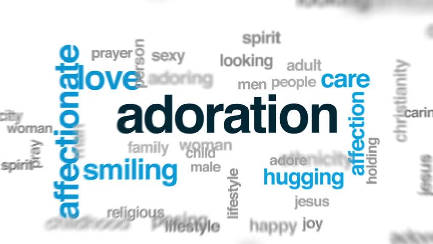 Header of Adoration