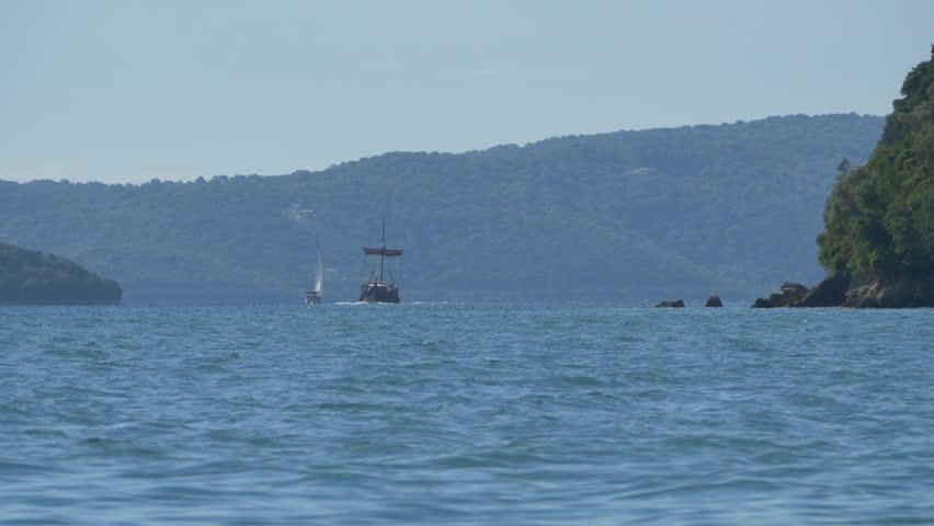 Header of galley