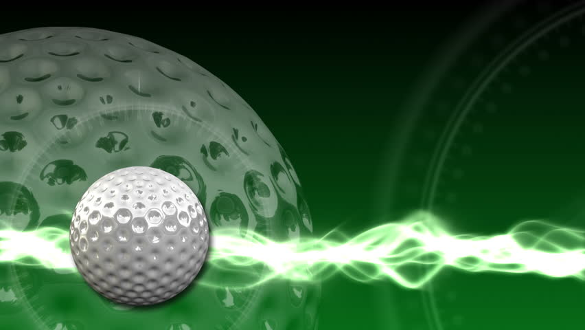Golf Ball Background 03 (HD)